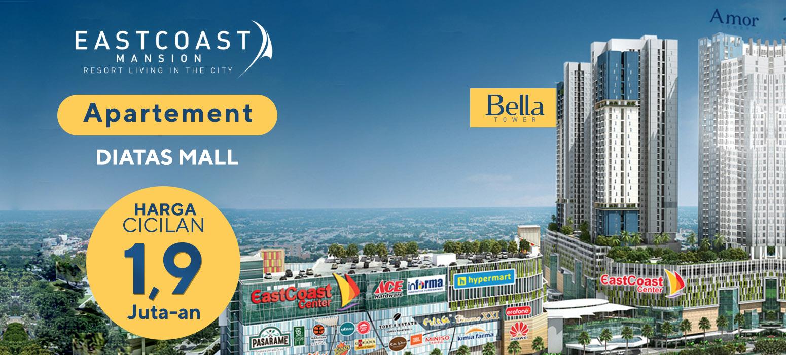 Bella tower banner 2